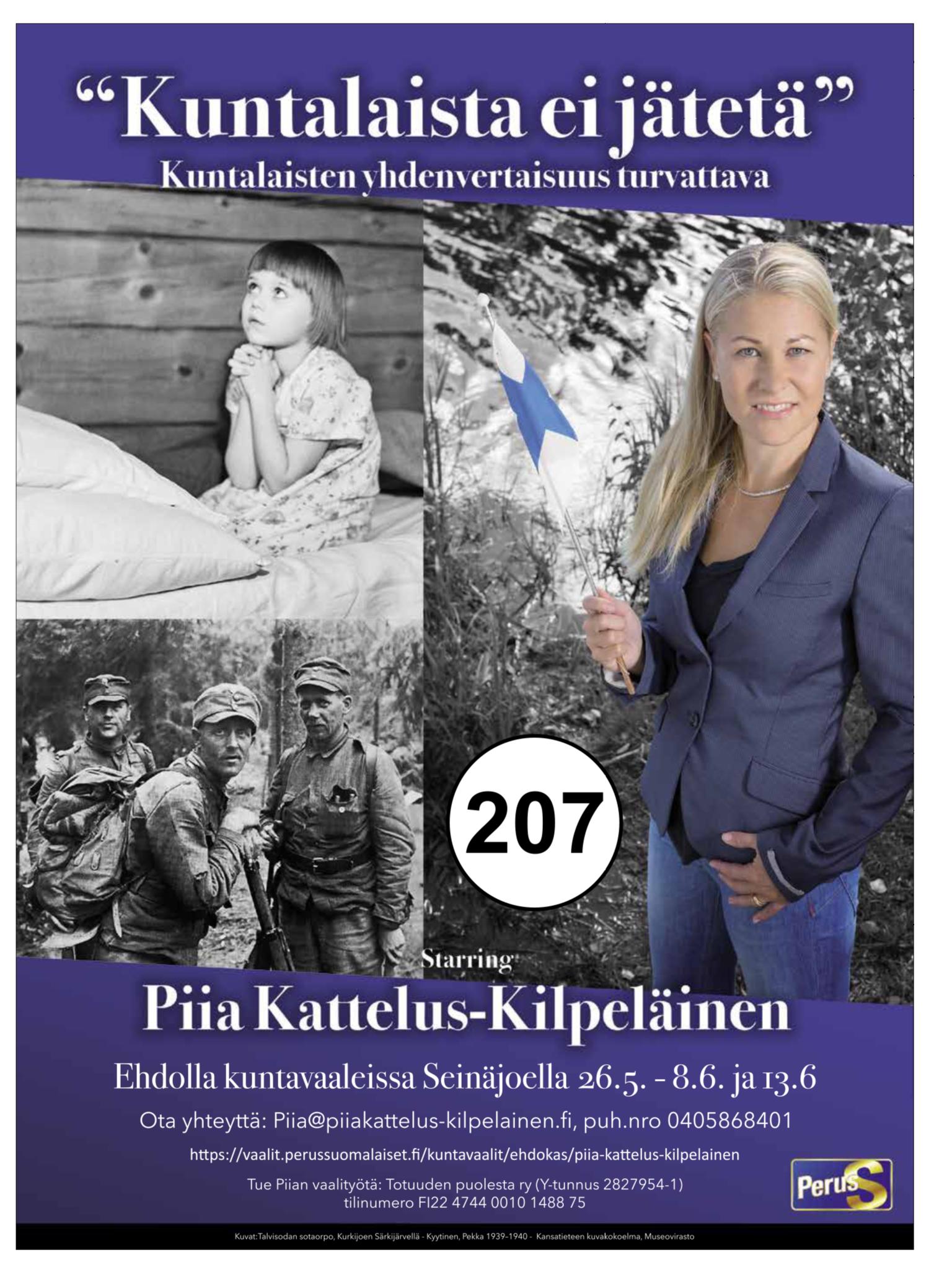 Suomen metsät on suojeltava EU:lta